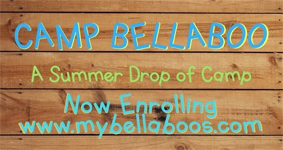 Camp Bellaboo now enrolling!