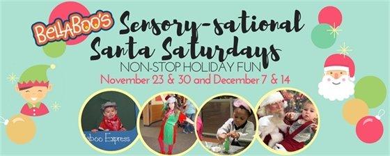 Sensory-sational Santa Saturdays